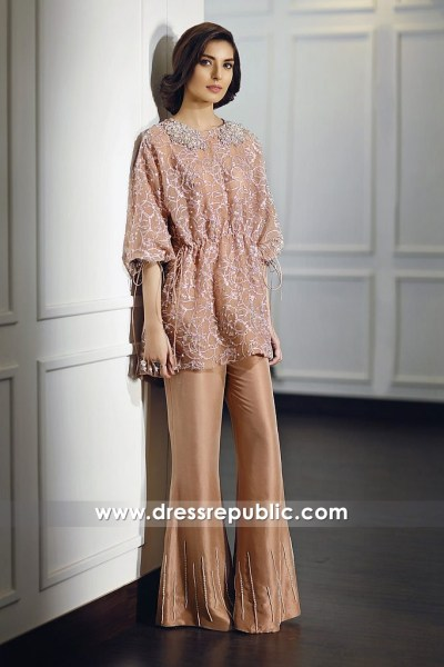 DR14679 Latest Party Wear Dresses 2018 Pakistanis / Indians in Houston, Texas