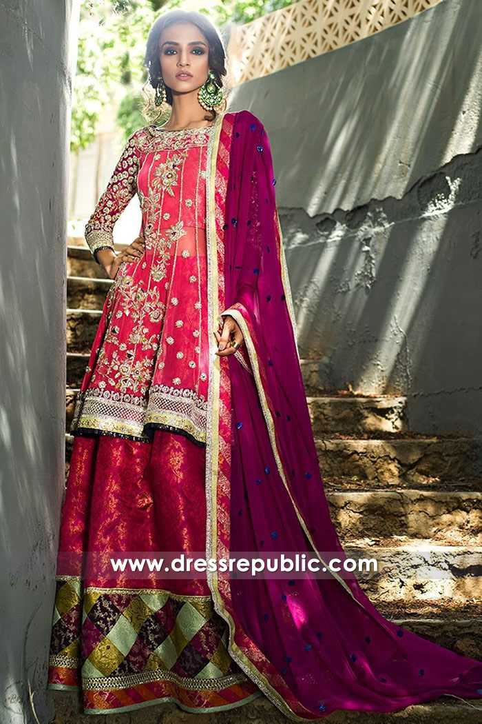 DR14704 Bridal Lehenga Shops in Toronto, Montreal, Mississauga, Vancouver