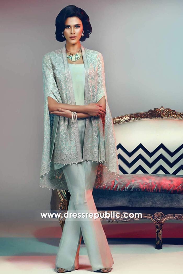 DR14739 Designer Poncho Dresses USA, Poncho Kurtis Canada, Ponchos 2018