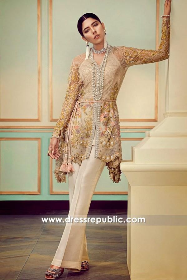 DR14765 Elan Designer Dresses 2018 Karachi, Lahore, Islamabad, Pakistan