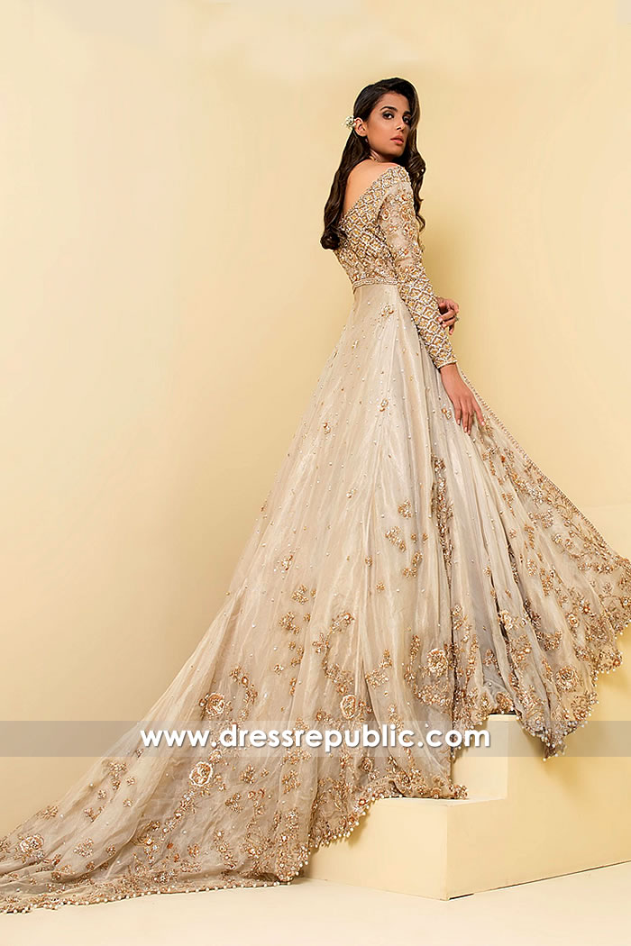 DR14888b Sadaf Fawad Khan Clothing Brand Wedding Dresses Shop Online
