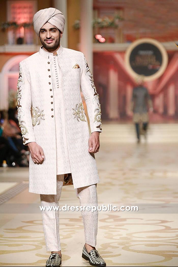 DRM5212 Wedding Sherwani Designers in Bay Area California Online Shop