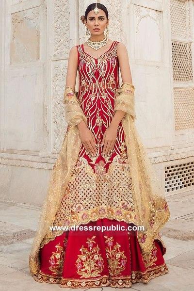 DR15067 Tena Durrani Bridals 2018 Dubai, Abu Dhabi, Fujairah, Sharjah, UAE