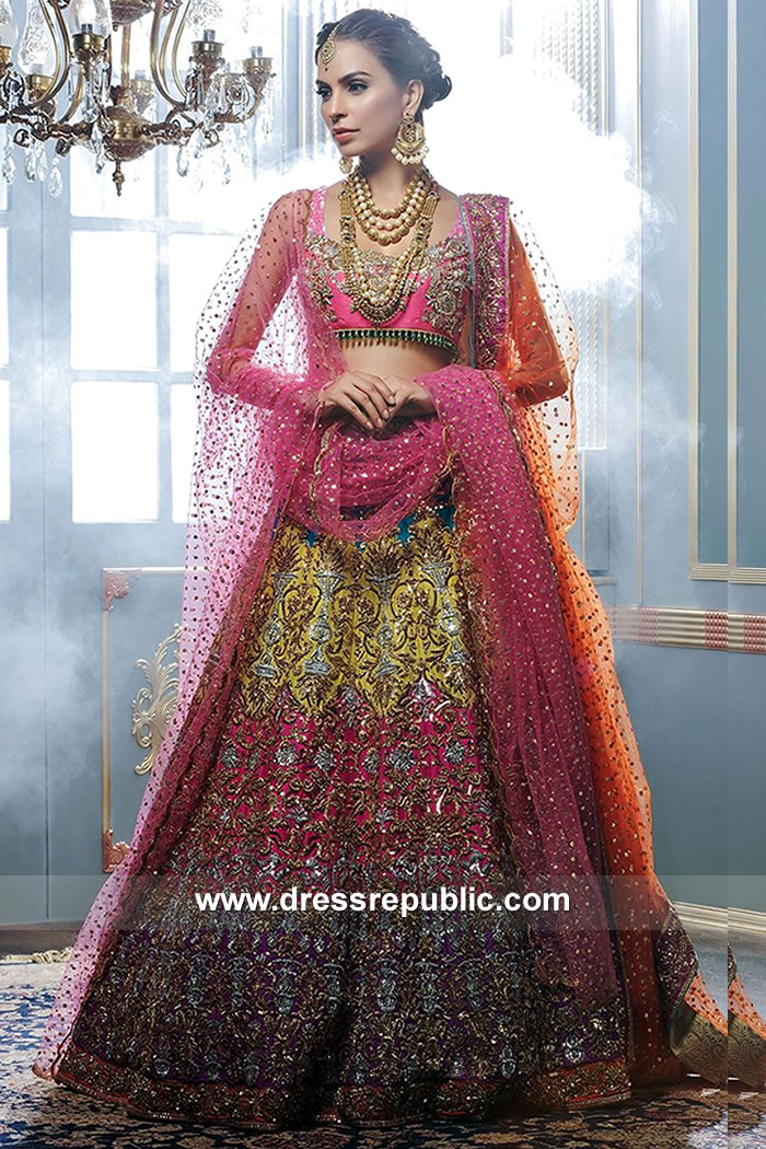 DR15079 Nomi Ansari Bridal Dresses 2018 New York, New Jersey, Florida, Texas