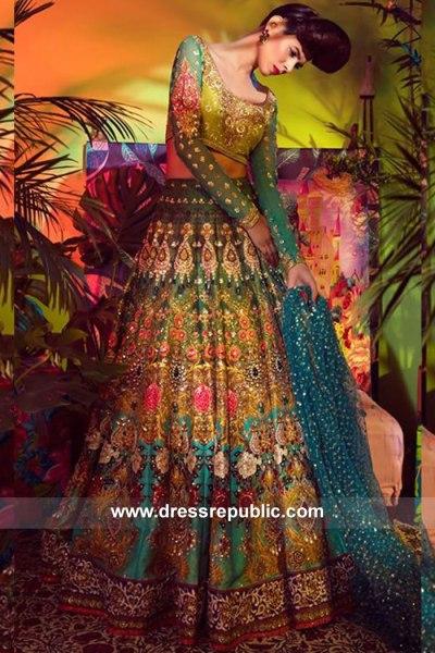 DR15097 Indian Designer Lehenga Los Angeles, San Jose, San Diego, California