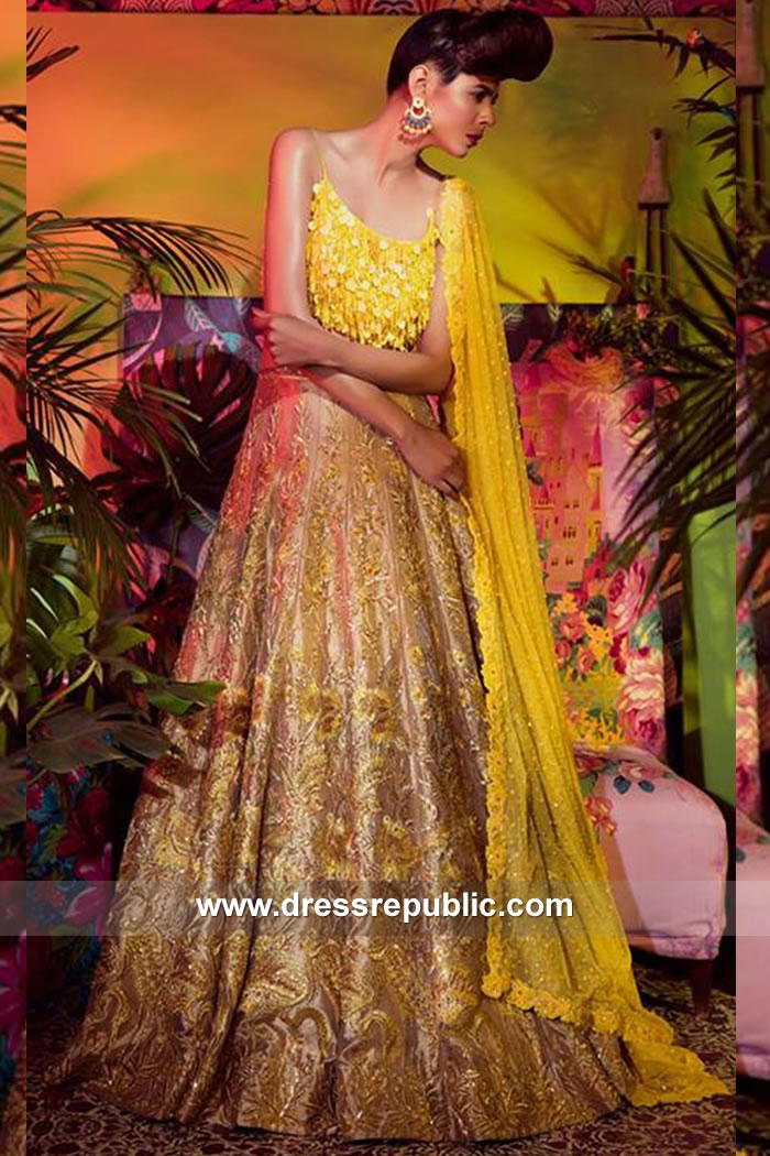 DR15100 Indian Designer Lehenga Houston, Dallas, San Antonio, Austin, Texas