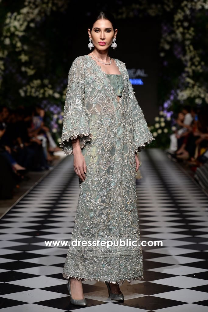 DR15185 Saira Shakira Bridal Couture 2018 Toronto, Mississauga, Vancouver