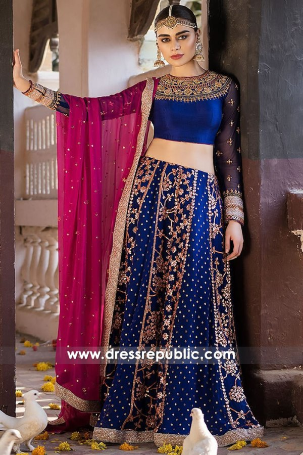 DR15224 Sister of the Groom Lehenga Choli, Sister of the Bride Lehenga Choli