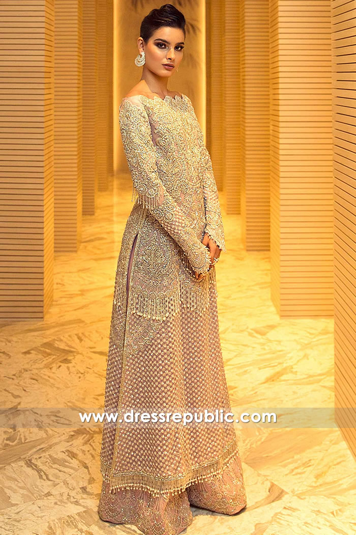DR15237 Faraz Manan UK Formal Dresses Price in London, Manchester, England