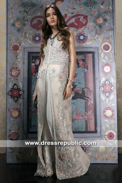 DR15358 Sana Safinaz Wedding Guest Dresses New York, New Jersey, California