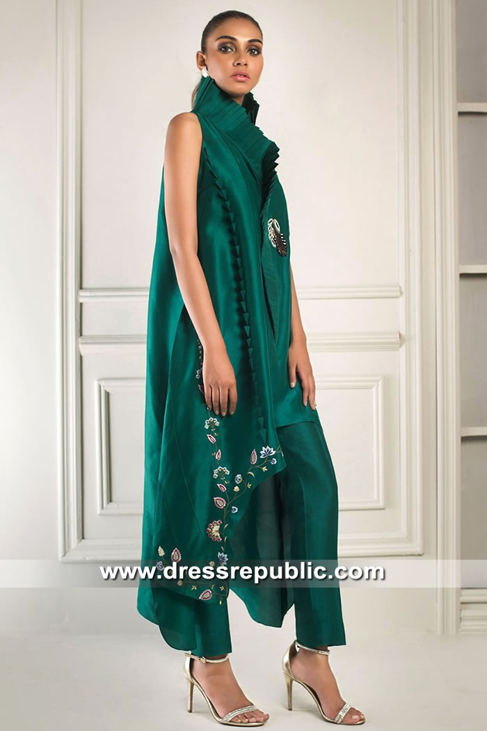 DR15420 Sania Maskatiya Eid 2019 Party Wear Dresses California, USA
