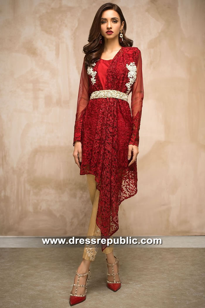 DR15421 Deep Red Trousers Suit Buy in Miami, Tampa, Jacksonville, Florida