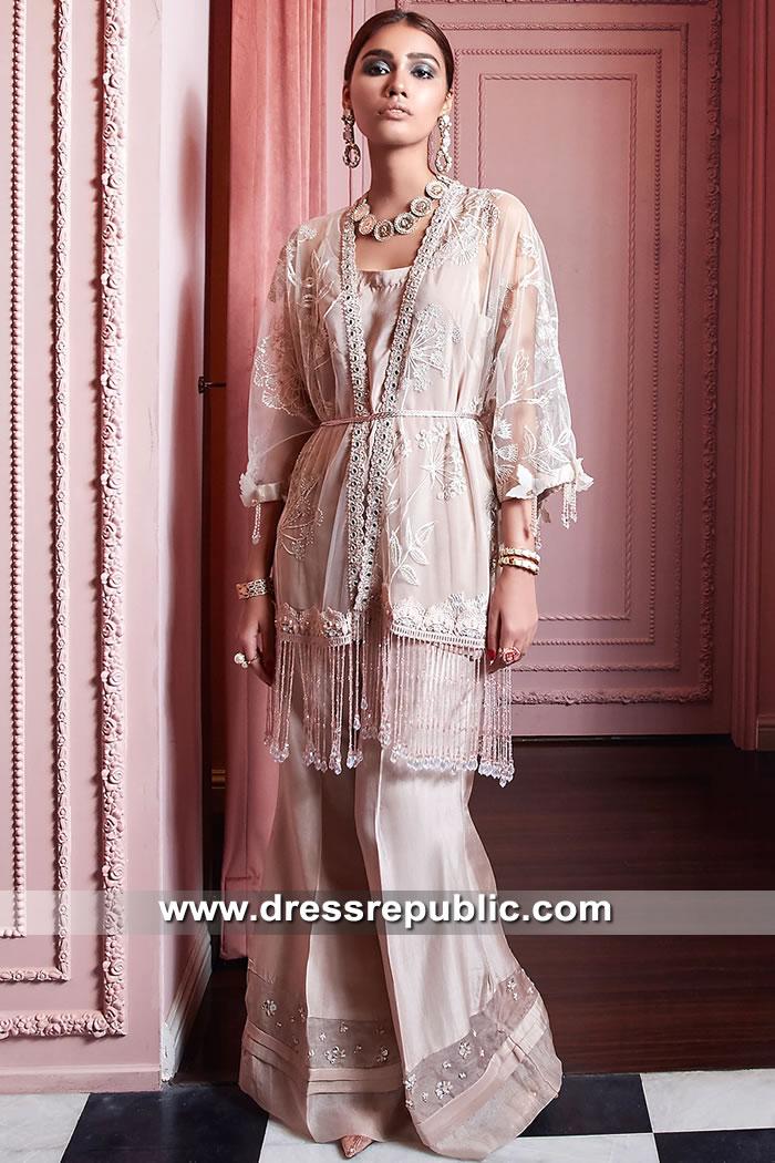 DR15589 Elan Designer Capes, Jacket Dresses and Bell Bottoms Shop Online