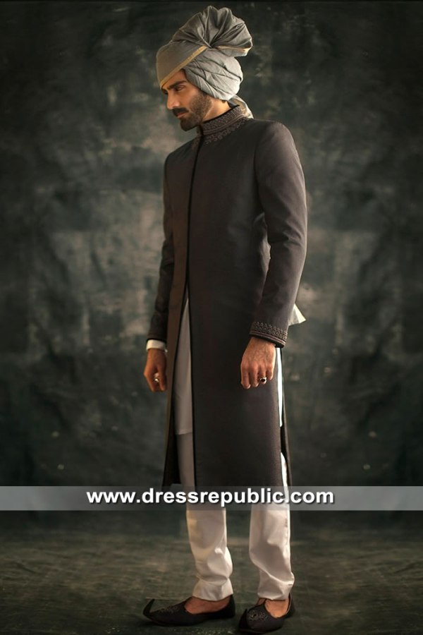 DRM5299 Shop Men's Sherwani in Wellington, Auckland, Christchurch, New Zealand
