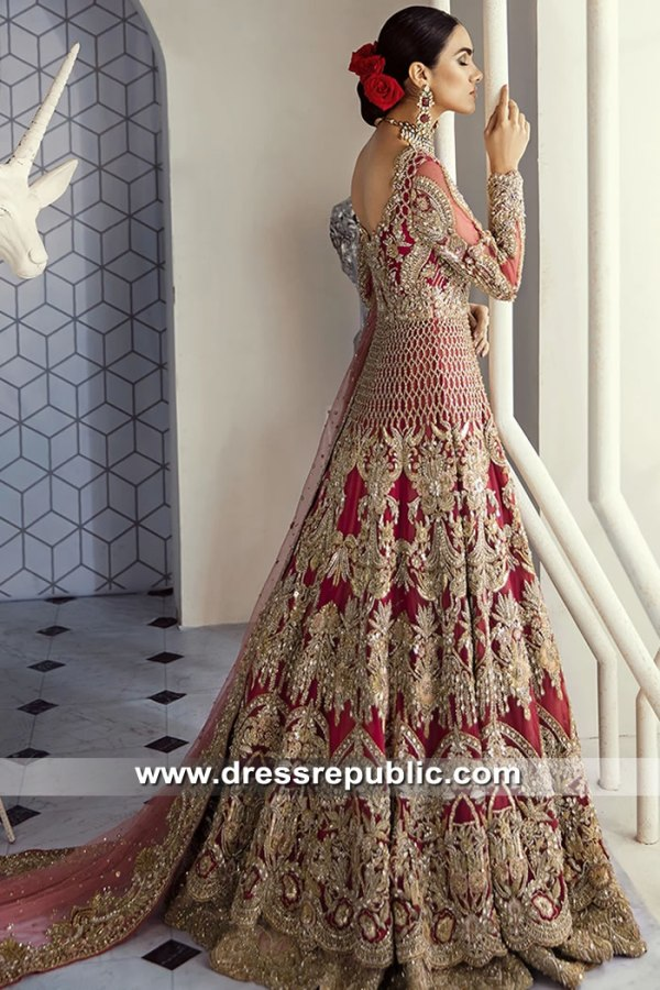 DR15622b uffuse by Sana Yasir Bridal Prices Buy in New York, New Jersey, USA