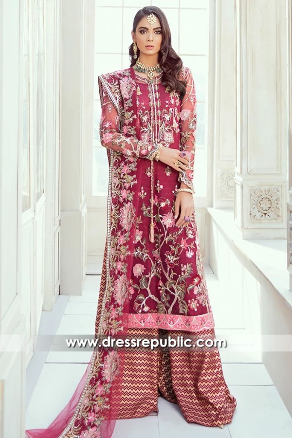 DR15710 Pakistani Occasion Wear Dresses 2020 Collection UK Buy Online