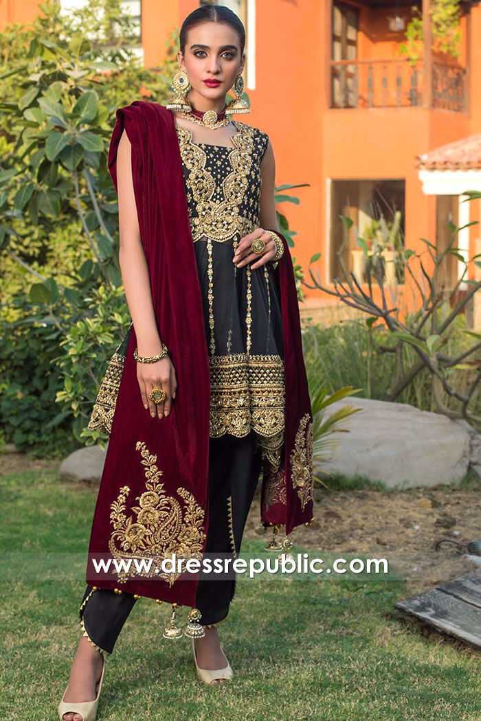 DR15758 Zainab Chottani Formals 2020 Collection Buy Online England, Scotland