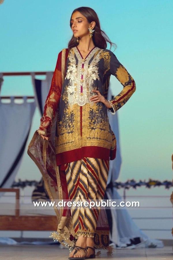DRP1049 Sana Safinaz Muzlin 2020 Faisalabad, Multan, Quetta, Peshawar, Pakistan