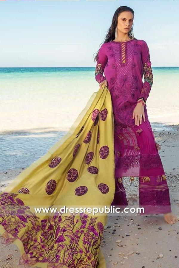 DRP1205 Rang Rasiya Lawn 2020 Pakistan Buy Online Karachi, Lahore, Islamabad