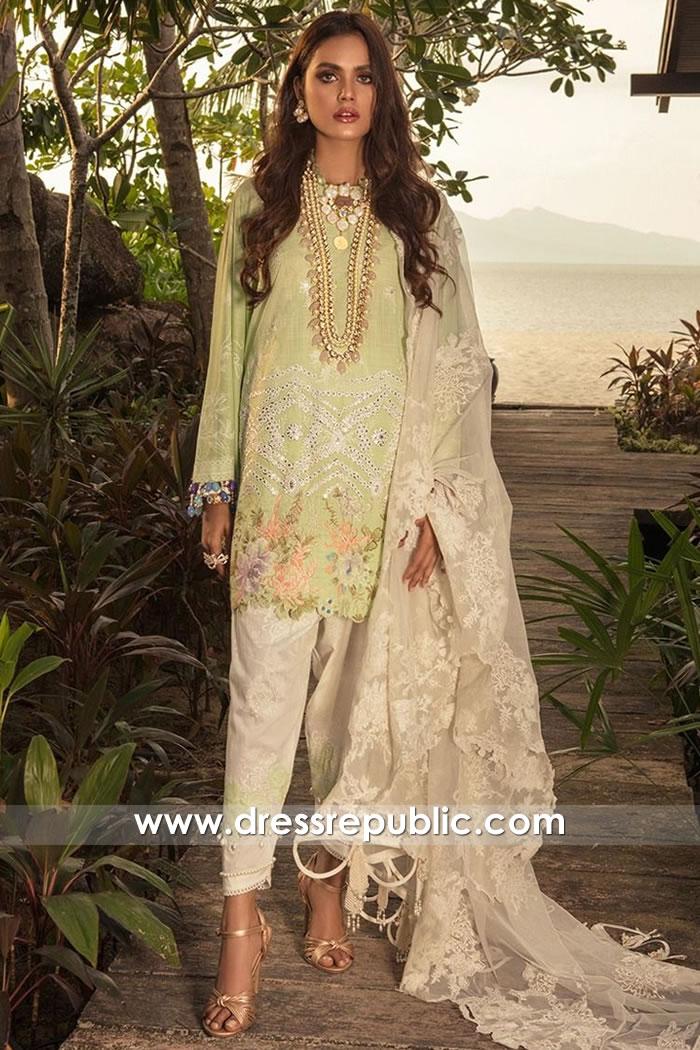 DRP1271 Sana Safinaz Luxury Lawn 2020 Online UK, USA, Canada, Australia