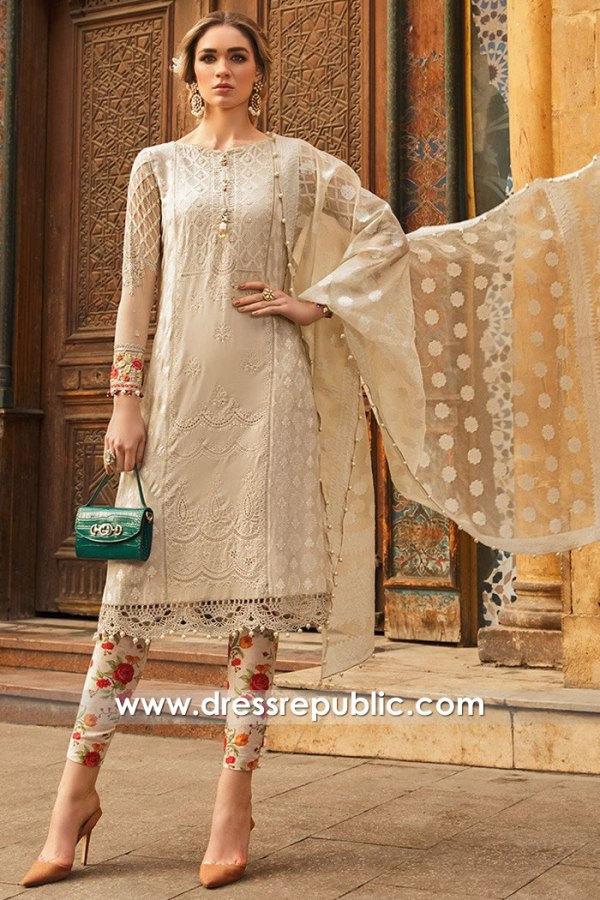 DRP1301 Maria B Lawn Spring Summer 2020 UK, Europe, USA, Canada, Australia