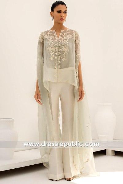 DR15835 Pakistani Designer Party Wear 2020 Vancouver, Calgary, Quebec City