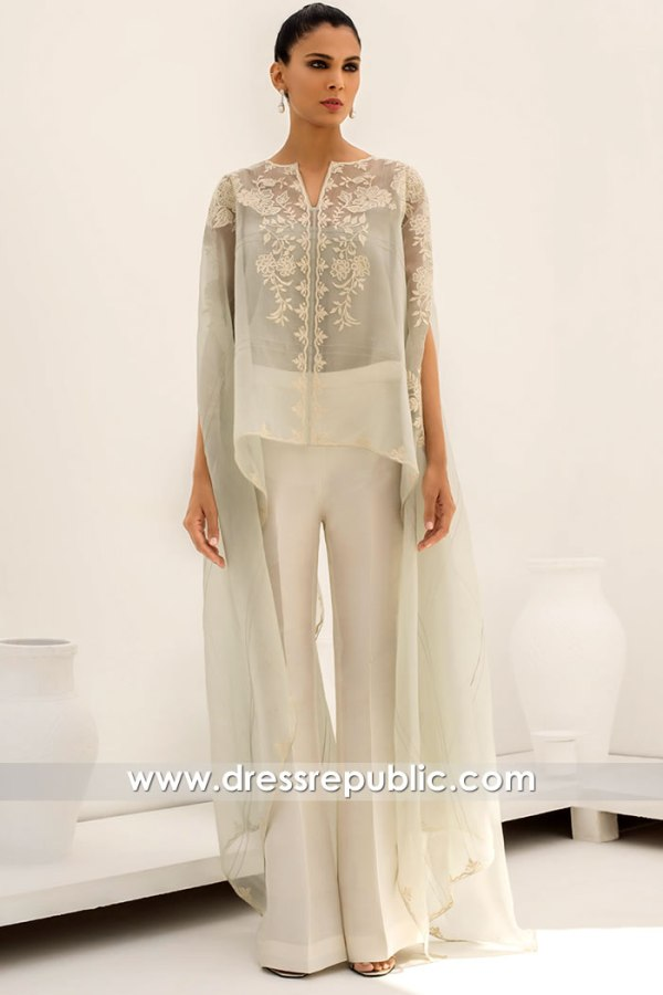 DR15835 Pakistani Designer Party Wear 2020 Vancouver, Calgary, Quebec City