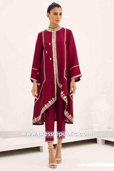 DR15840 Pakistani Designer Party Wear 2020 France, Belgium, Italy, Spain, Europe