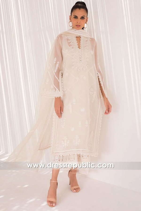 DR15842 Pakistani Designer Party Wear 2020 Ireland, Germany, Switzerland