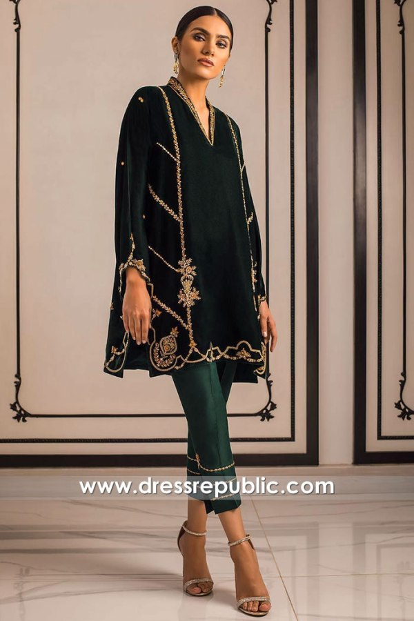 DR15854 Pakistani Designer Party Wear 2020 Sacramento, Kansas City, Miami