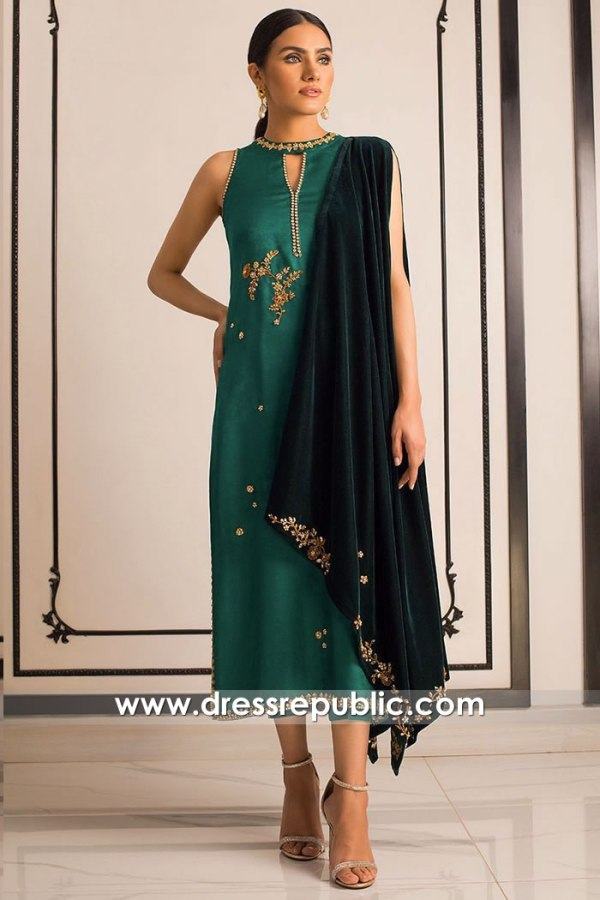 DR15855 Pakistani Designer Party Wear 2020 Nashville, Detroit, Portland, Memphis