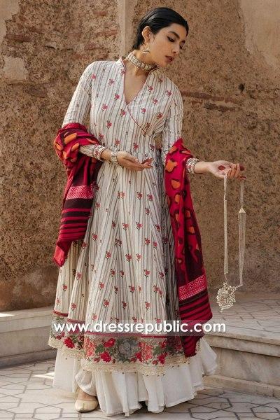 DRP1365 Zara Shahjahan Lawn Suits Wholesale Price Wholesalers Australia