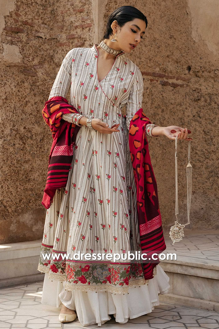 DRP1365 Zara Shahjahan Lawn Suits Wholesale Price Wholesalers Australia