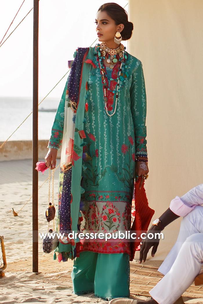DRP1470 NY Boutiques Virasat, Nazranaa, Rahul's Couture, Saree Bazar, Karishma