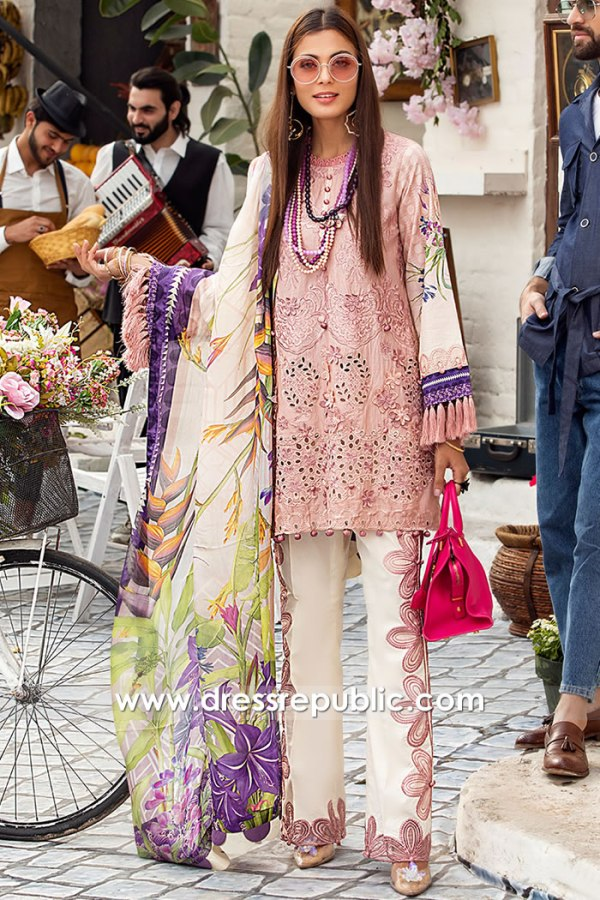 DRP1581 Mushq Summer Lawn 2020 New York, Los Angeles, Chicago, Houston