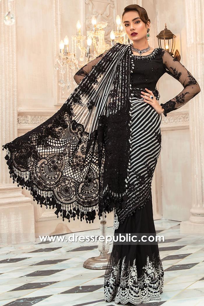 DRP1625 Maria B Mbroidered Eid 2020 Houston, Dallas, Miami, Jacksonville, Edison
