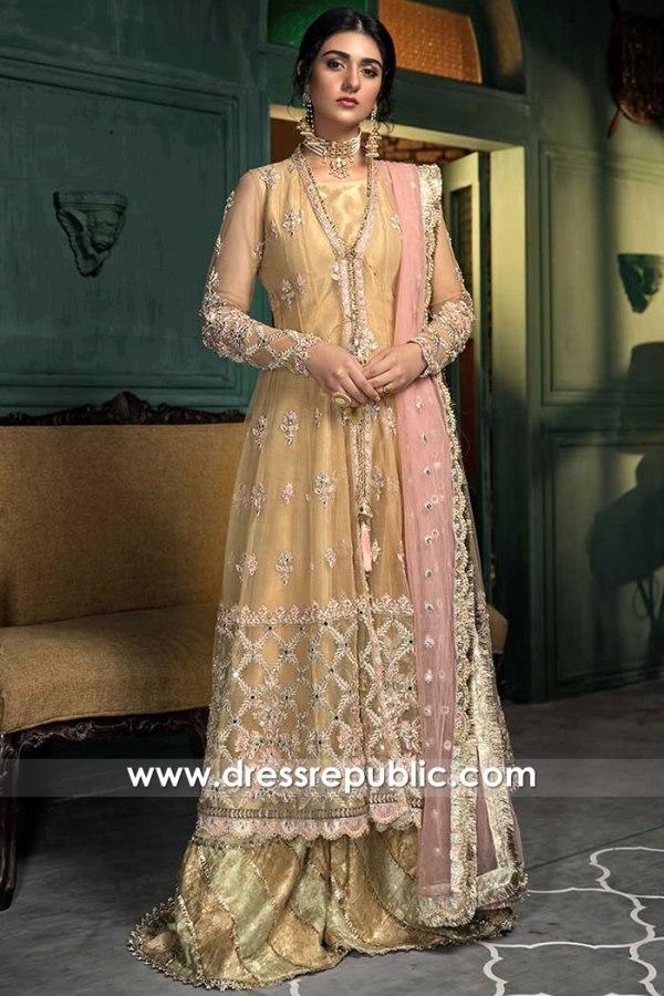 DR15894 Pakistani Designer Wedding Suits Australia in Sydney, Perth, Melbourne