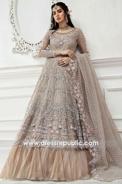 DR15904 Pakistani Designer Lehenga Dubai, Abu Dhabi, Sharjah Buy Online
