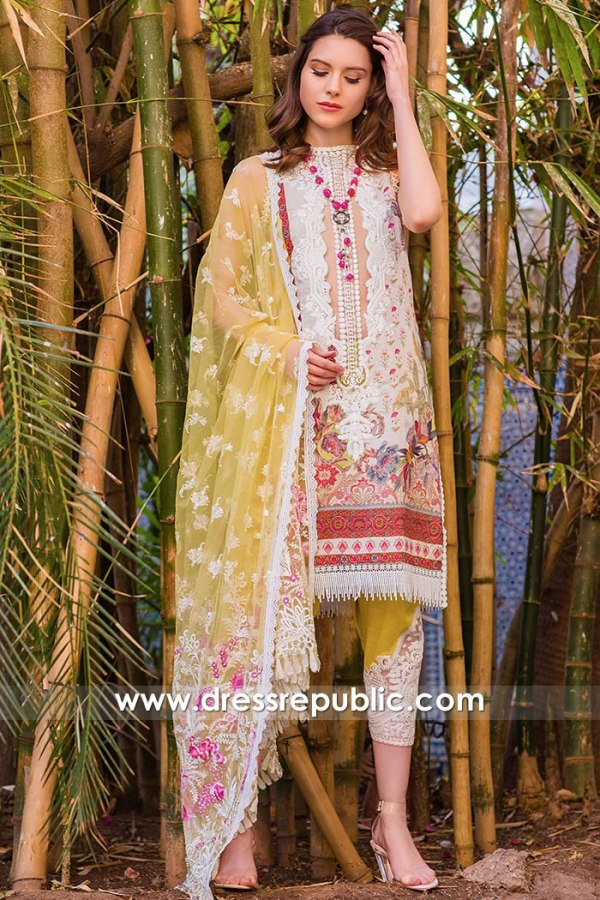 DRP1632 Sobia Nazir Luxury Lawn 2020 Birmingham, Sheffield, Liverpool, Slough