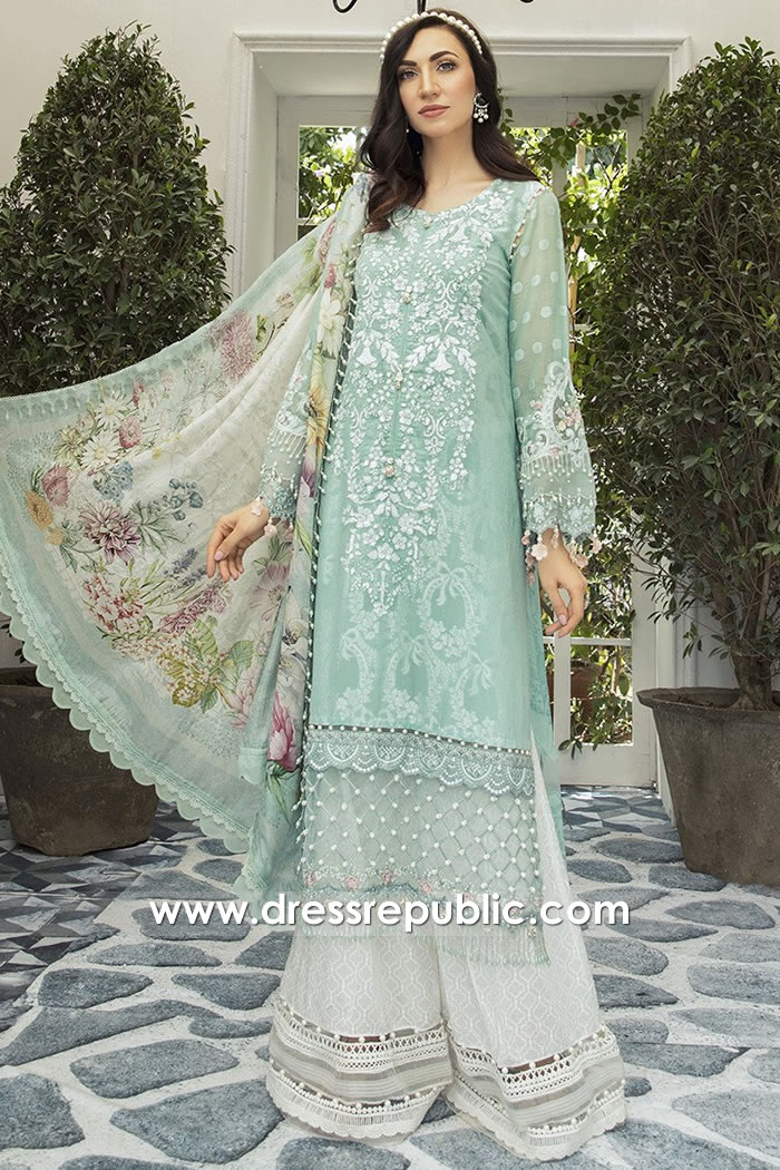 DRP1670 Maria B Lawn Eid Collection 2020 Stitched Price USA, Canada, UK