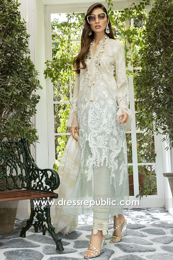 DRP1673 Maria B Lawn Eid Collection 2020 Sydney, Perth, Melbourne, Australia