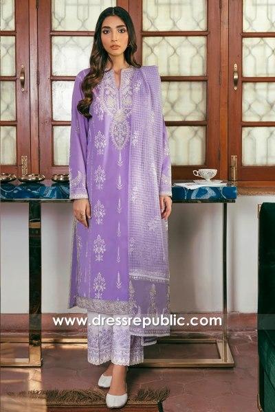DRP1688 Zaha Lawn Eid 2020 France, Belgium, Italy, Germany, Spain, Europe