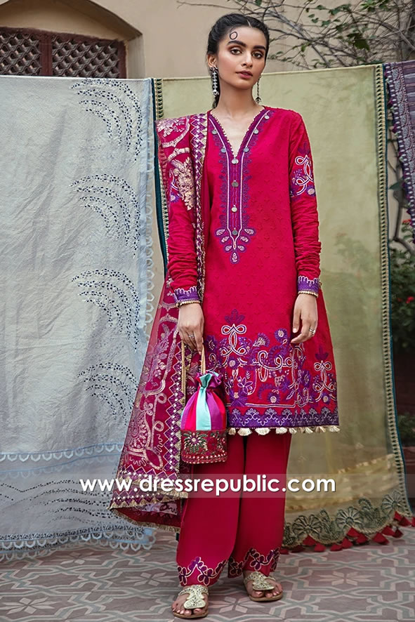 DRP1711 Pakistani Boutiues for Lawn Suits in Manchester, Birmingham, England