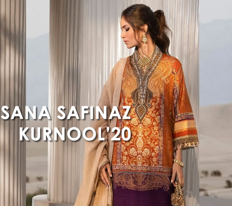 Sana Safinaz Kurnool'20 Now Available in UK, USA, Canada, Australia