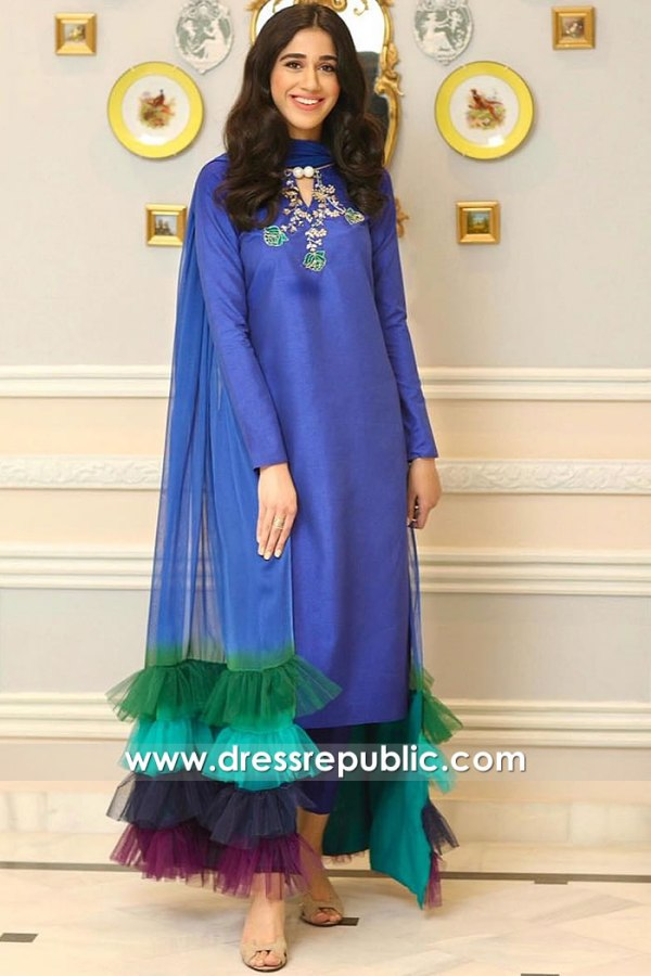 DR15918 Zehra Saleem Collection 2020 Buy in New York, New Jersey, USA