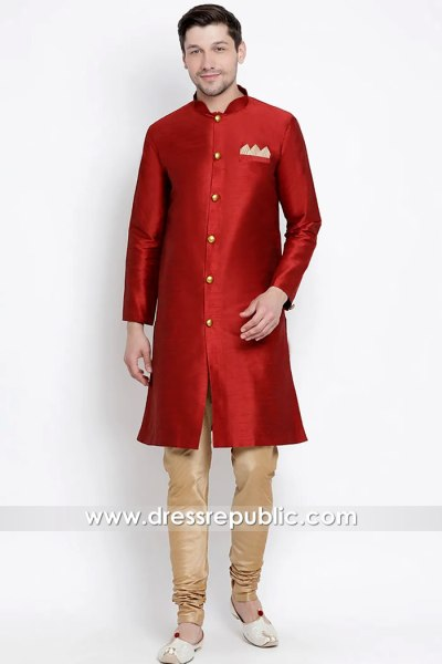 DRM5517 Deepak Perwani Sherwani Collection 2020 Buy Online in Australia