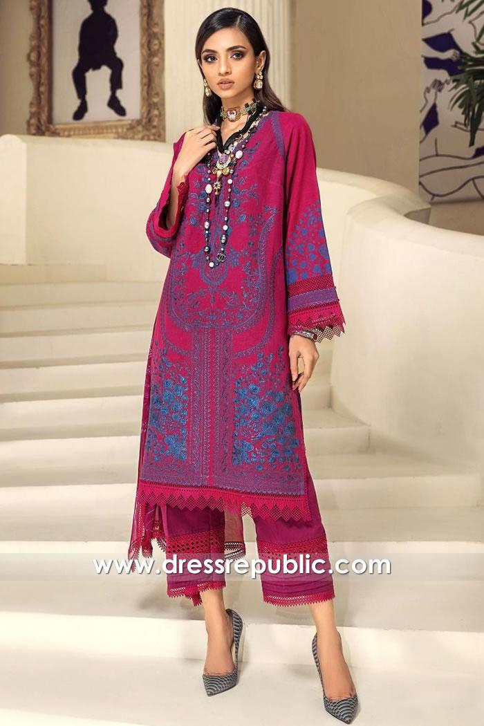 DRP1855 Sana Safinaz Muzlin Winter 20 Buy Online in Jeddah, Riyadh, Saudi Arabia
