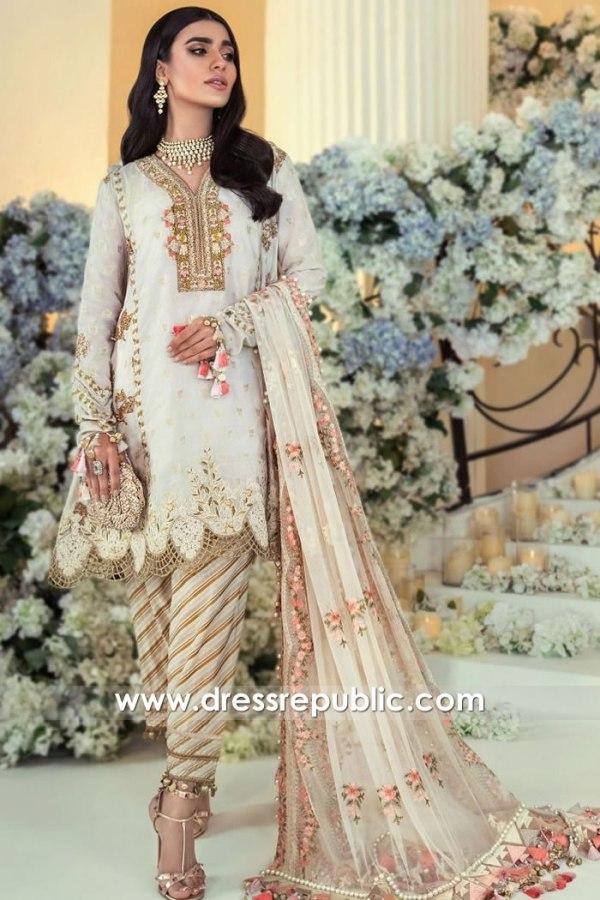 DRP1884 Sana Safinaz Luxury Festive 20 Online Toronto, Mississauga, Canada