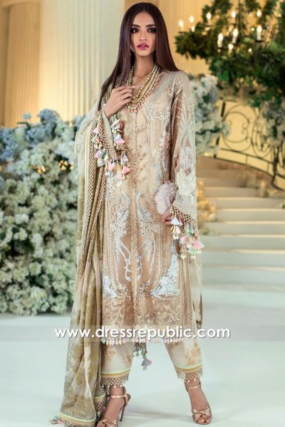 DRP1886 Sana Safinaz Luxury Festive 20 Online Saudi Arabia, Kuwait, Qatar, UAE