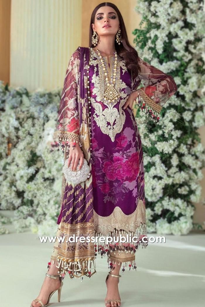 DRP1887 Sana Safinaz Luxury Festive 20 Online Singapore, Thailand, Hong Kong